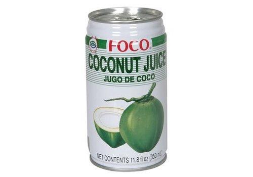 Foco Coconut Juice, 350ml