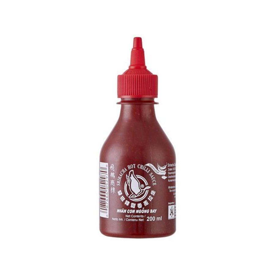 Sriracha Chilli Sauce Extra Spicy, 200ml