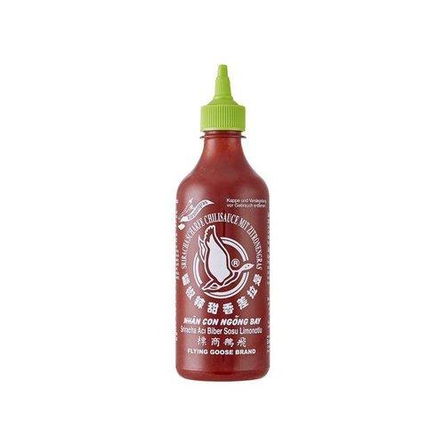 Flying Goose Lemongrass Sriracha, 455ml