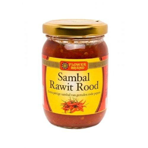 Sambal Rawit Rood, 200gr