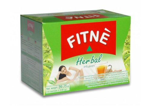 Herbal Infusion Green Tea, 40g