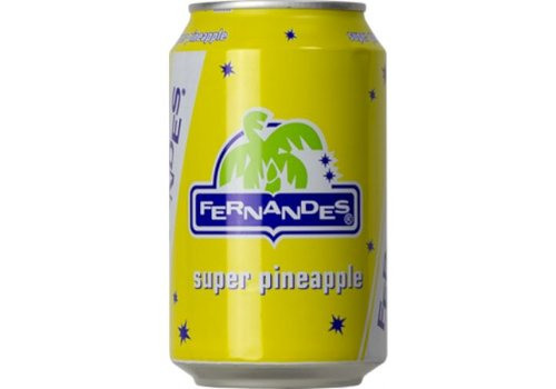 Fernandes Pineapple, 330ml
