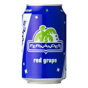 Fernandes Red Grape, 330ml