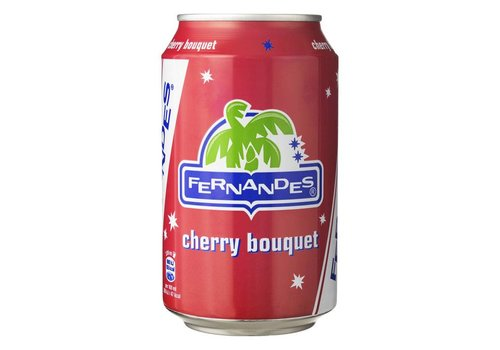 Fernandes Cherry, 330ml