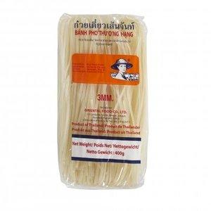 Rice Sticks 3mm, 400g