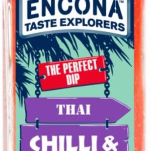 Encona Thai Chili Garlic Sauce, 142ml