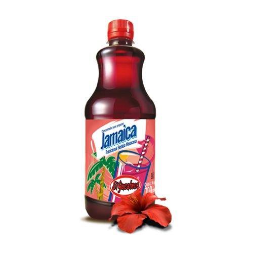El Yucateco Hibiscus Syrup, 700ml