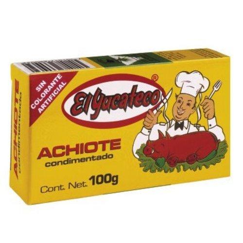 El Yucateco Achiote Paste, 100g
