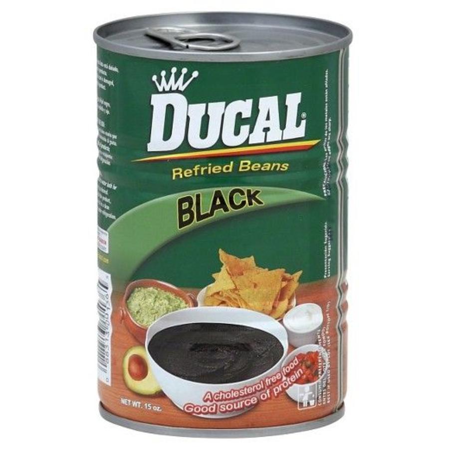 Refried Black Beans, 426g