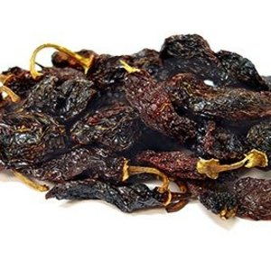 Dried  Chipotle Morita Peppers, 100g