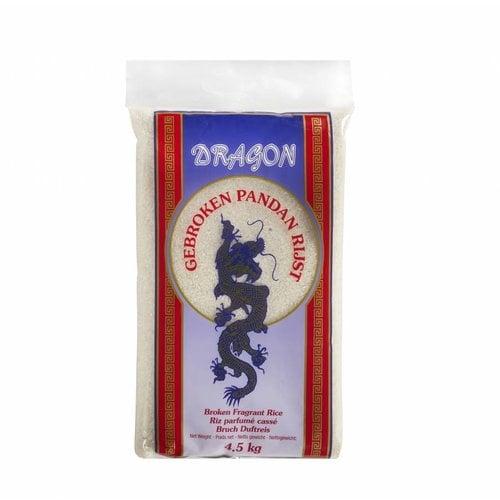 Broken Pandan Rice, 4,5kg