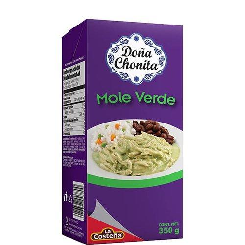 Dona Chonita Green Mole, 350g