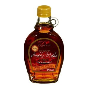 Decacer Maple Syrup, 250ml