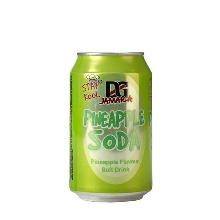 Pineapple Soda, 330ml