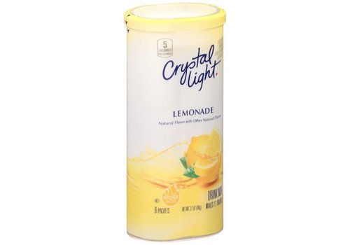 Crystal Light Lemonade, 90g