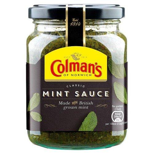 Colman's Mint Sauce, 250ml
