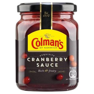 Colman's Cranberry Sauce, 250ml