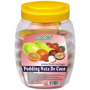 Pudding Nata de Coco, 1280g