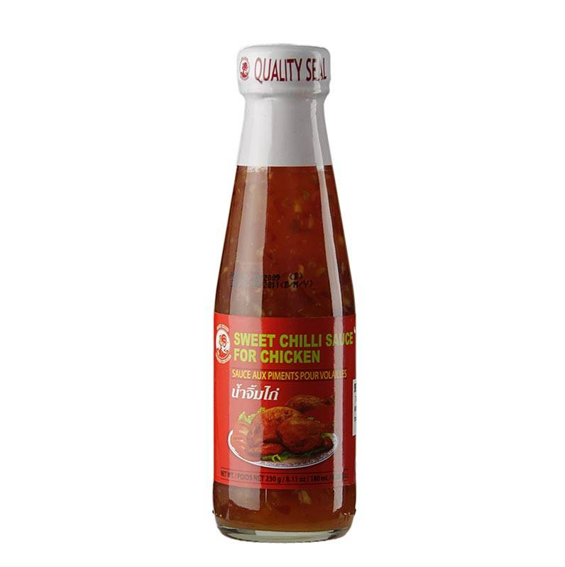 Cock Brand Sweet Chili Sauce For Chicken 180ml Tjin S Toko
