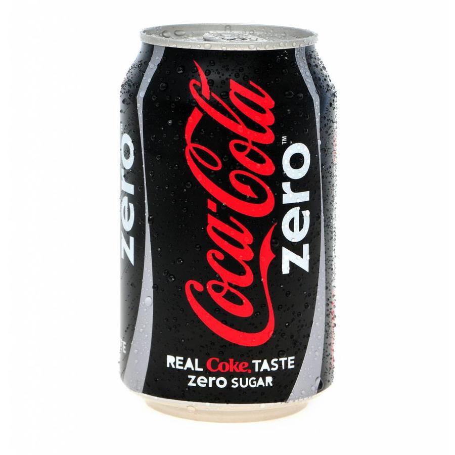 Coca Cola Zero, 330ml