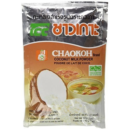 Chaokoh Coconut Milk Powder, 60g