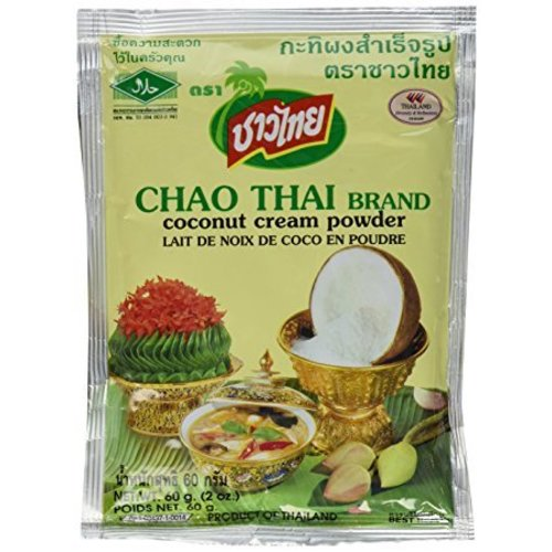 Chao Thai Coconut Cream Powder, 60g