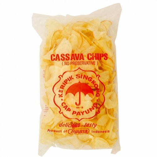 Cassava Chips, 250g