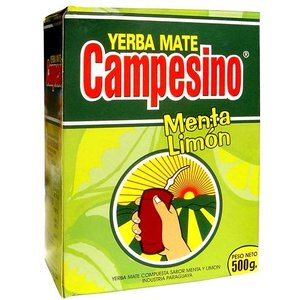 Campesino Yerba Mate Limon, 500g