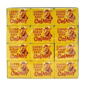Calnort Beef Bouillon Cubes, 360g