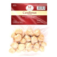 Candlenuts, 100g
