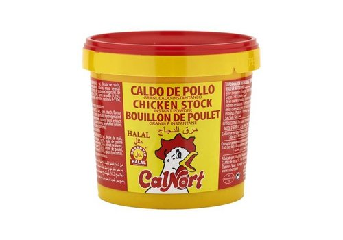 Calnort Kippenbouillon Poeder, 250g