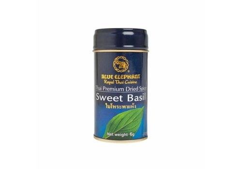 Blue Elephant Sweet Basil, 6g