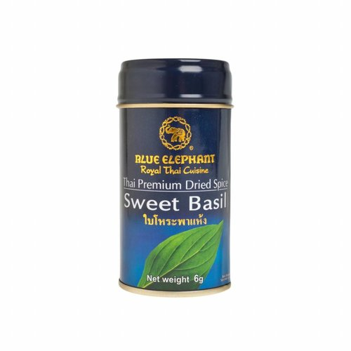 Blue Elephant Sweet Basil, 6g