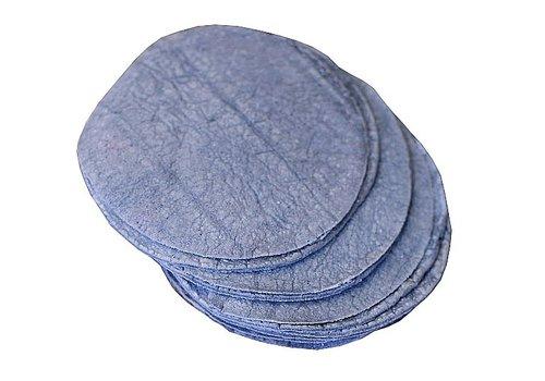 Blauwe maistortillas, 30 stuks