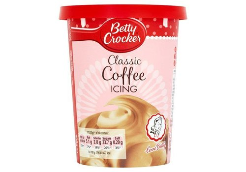 Betty Crocker Coffee Icing, 400g