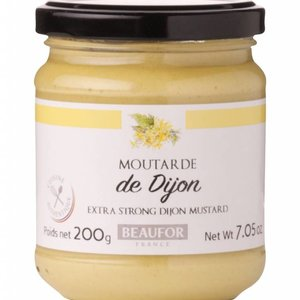 Moutarde de Dijon Extra Strong, 200g