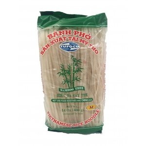 Tufoco Rice Sticks Banh Pho 3mm, 400g