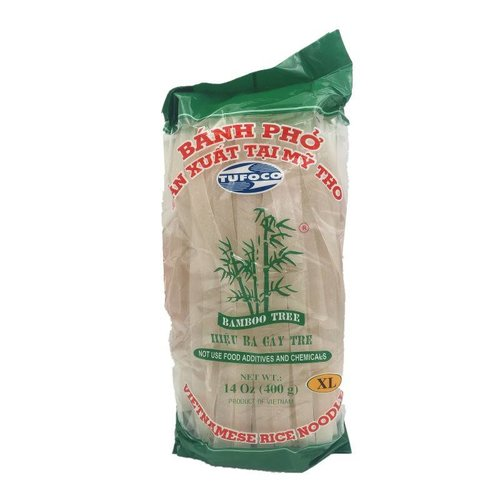 Tufoco Rice Sticks Banh Pho 10mm, 400g