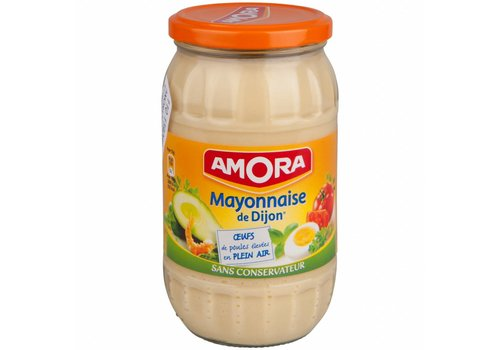 Amora Dijon Mayonnaise, 470g