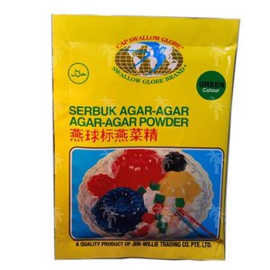 Agar Agar Powder Green, 10g