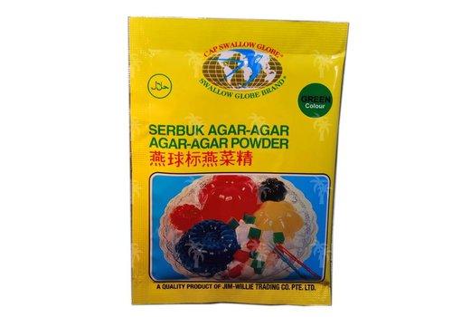 Agar Agar Powder Green, 10g