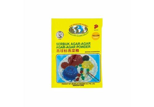 Agar Agar Powder Yellow, 10g