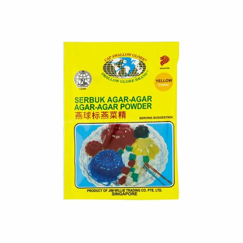 Agar Agar Powder Yellow, 10g