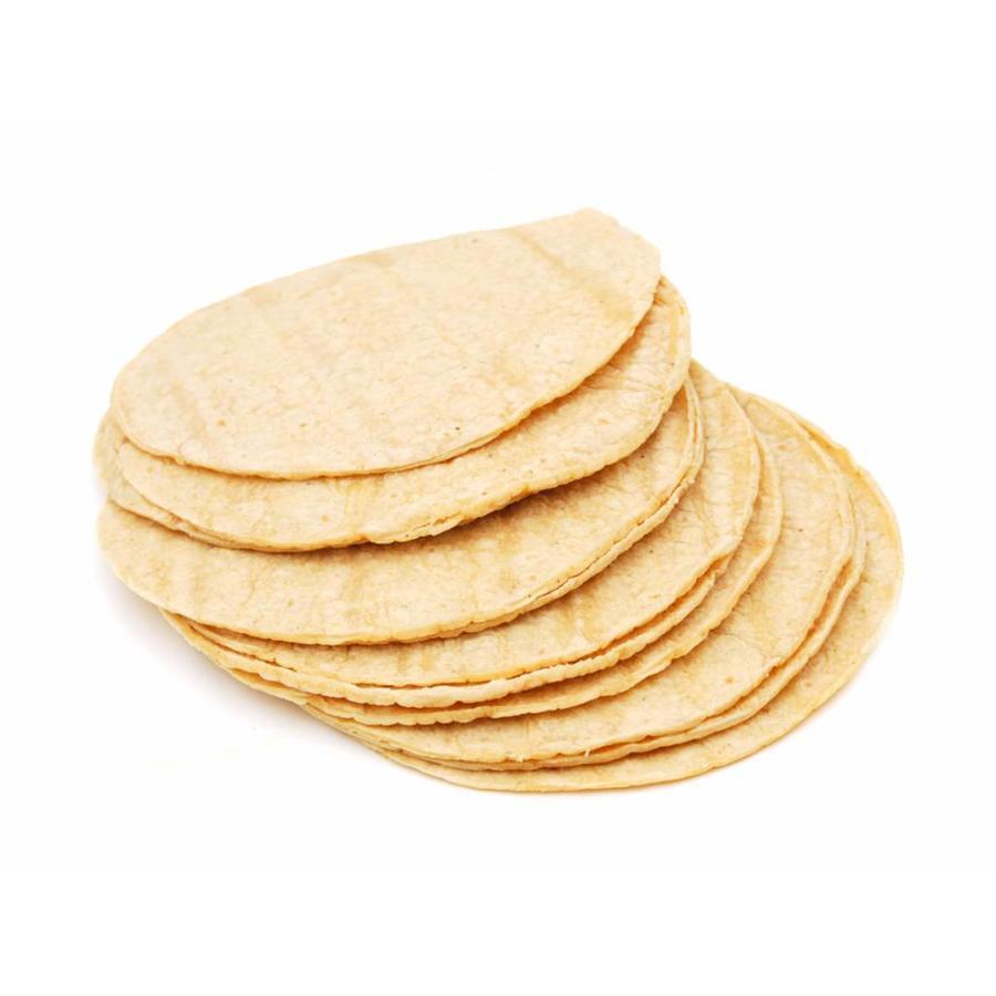 White Corn Tortillas, 15pcs