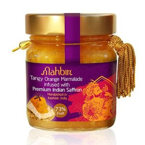 Mahbir Tangy Orange Marmalade, 240g