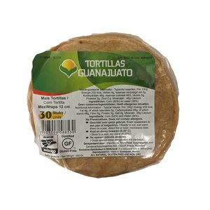 Guanajuato Tortillas 12cm, 30st
