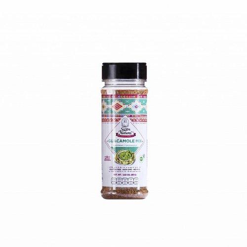 Sazon Natural Guacamole Mix, 80g