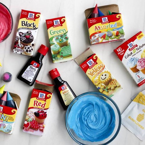 Food Coloring & Flavor Extracts