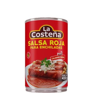 La Costena Red Enchilada Sauce, 420g