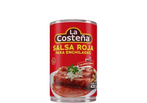 La Costena Red Enchilada Sauce, 420g